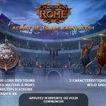 lucky8 casino - jeu Rome